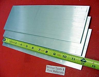 3//4 X 1-1//2 ALUMINUM 6061 FLAT BAR 8 long .750 T6511 NEW Mill Stock