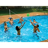 Poolmaster 72789 Across Pool Volleyball Game