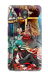 Pretty Galaxy Note 3 Case Cover/ Vocaloid Series High Quality Case