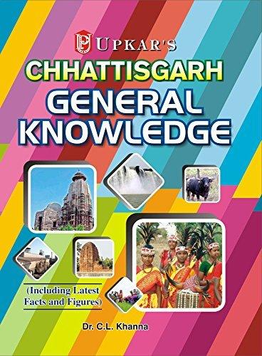 Chhattisgarh General Knowledge 2015 Pdf