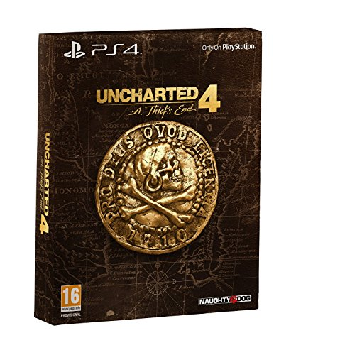Uncharted 4: A Thiefs End - Special Edition (PS4), used for sale  Delivered anywhere in Canada