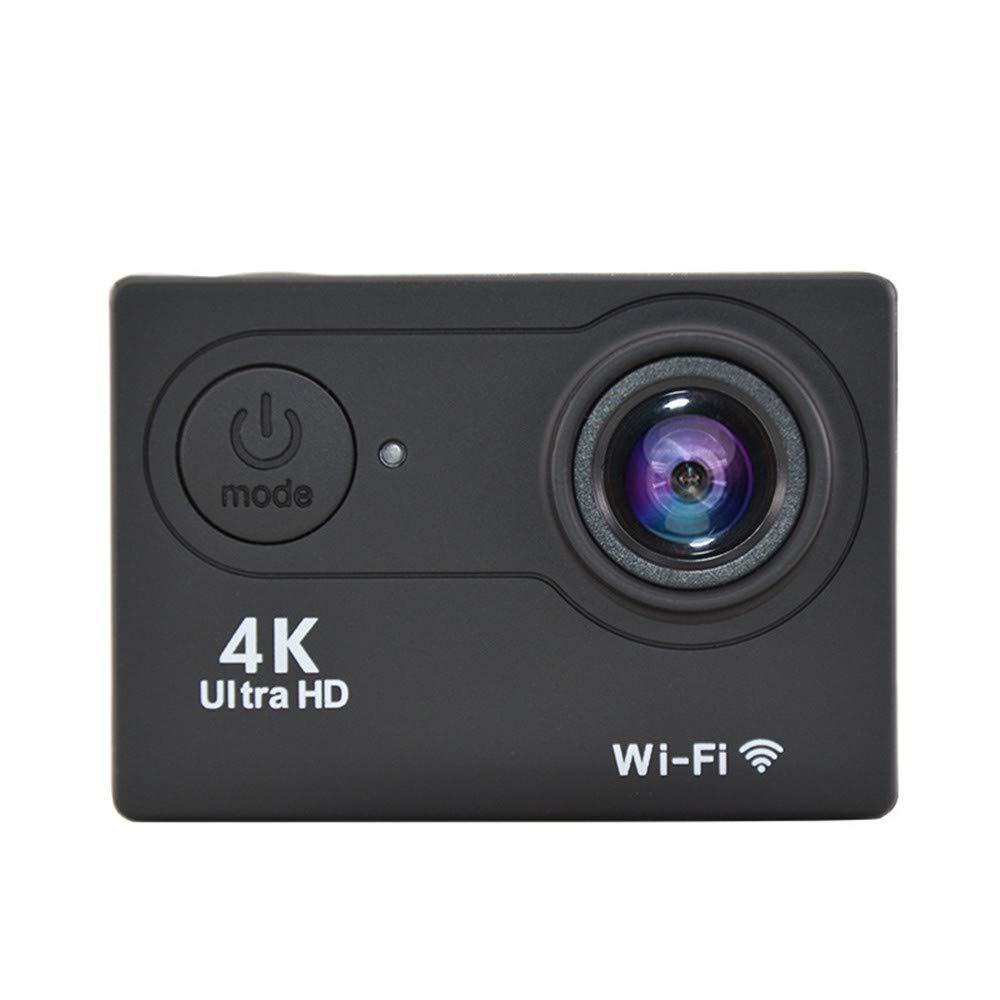 Ergou Action-Kamera 4K Sports DV-Kamera Fahren Mini-Selbstauslöser Luftkamera Fahr Schreiber mit Wifi