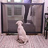 Cheerpet Animals Favorite Pet Retractable Safety Gate Indoor and Outdoor Protection (Safety Gate)