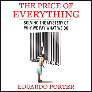 The Price of Everything Hörbuch