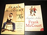 2 Book Set by Frank McCourt~ Angela's Ashes/Tis
