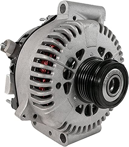 DB Electrical AFD0135 New Alternator For Ford Focus L4 2.0L 2.0 2.3L 2.3 05