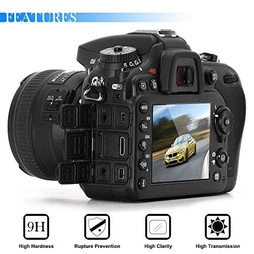 Camera Screen Protector for Nikon D7100 D7200 D800 D600 D610