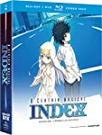 Cover Image for 'A Certain Magical Index: Complete Season 1 (Blu-ray/DvD Combo)'