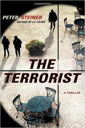 The Terrorist: A Louis Morgon Thriller
