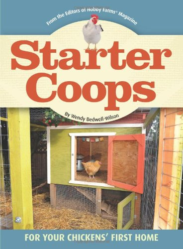Starter Coops: For Your Chickens' First Home - Agricultural Starter