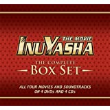 Inu Yasha: The Complete Movie Box Set