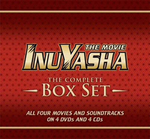 Inuyasha: Complete Boxed Set by Amazon