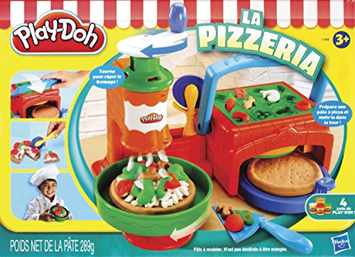 Play-Doh - 319891010 - Pâte à Modeler - La Pizzeria