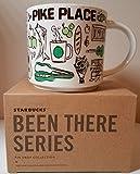 Starbucks Been There Series - Pike Place Market Mug, 14 Fl Oz