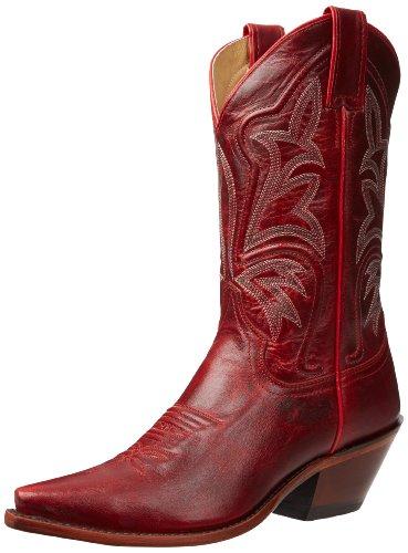 Justin Women's Classic Western Boot Narrow Square Toe Sho...