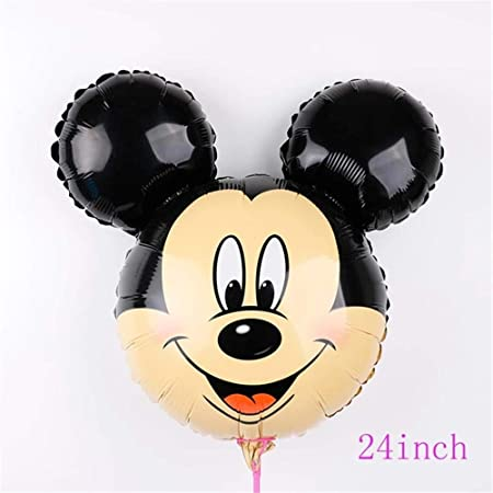 QAnter 110 cm Gigante Mickey Minnie Mouse lámina Globo ...