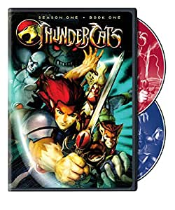 Thundercats: Season 1 Book 1