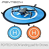 PGYTECH 55CM Fast-fold Landing Pad DJI Mavic Air, Mavic pro and Spark Helipad RC Drone Gimbal Quadcopter Parts Accessories