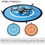PGYTECH 55CM Fast-fold Landing Pad DJI Mavic Air, Mavic pro and Spark Helipad RC Drone Gimbal Quadcopter Parts Accessories