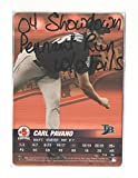 2004 MLB Showdown Pennant Run w/o foil - TAMPA BAY DEVIL RAYS Team Set