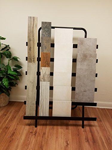 New Retails Steel Tube Floor Tile Display 60'' H x 47'' W x 20'' D by Floor Tile Display (Image #1)