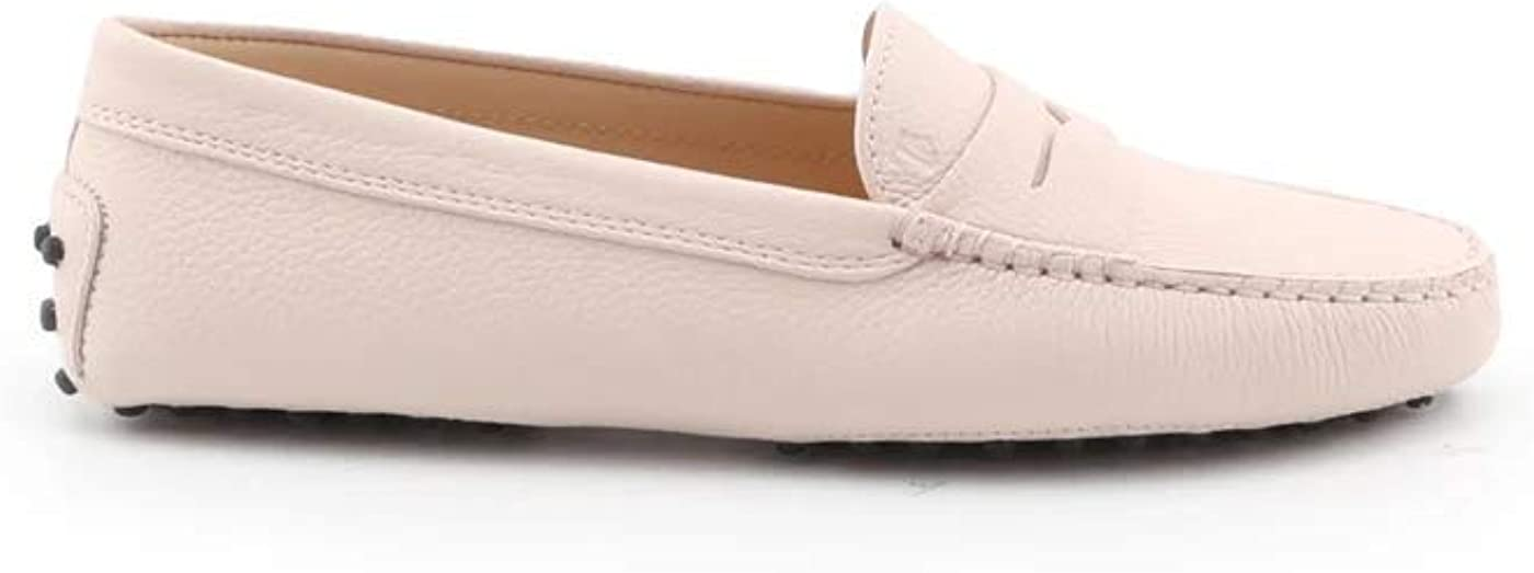 Luxury Fashion   Tod's Mujer XXW00G000105J1M025 Rosa Mocasín   Temporada Outlet