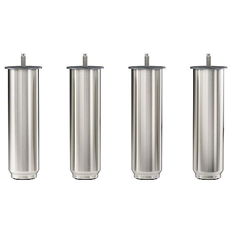 IKEA ASIA NORSBORG Pierna de Metal: Amazon.es: Hogar