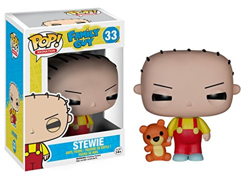 (Funko POP TV: Family Guy Stewie Action Figure)