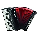 Hohner BR120B-N Bravo III 120 Chromatic Accordion