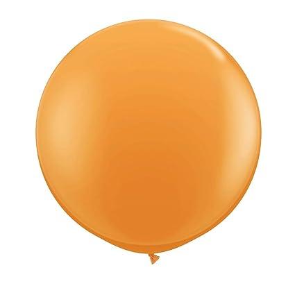 NET TOYS Globo Gigante 90cm - Naranja | Globo de Cumpleaños ...