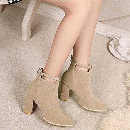 MartíN Mujer CinturóN EU Mujer MartíN Botines Botas Zapatos Para Mujer Botas 690350