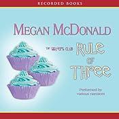 Rule of Three: The Sister's Club | Megan McDonald