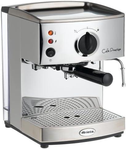Lello 1375 Ariete Cafe Prestige cafetera eléctrica por Lello: Amazon.es: Hogar