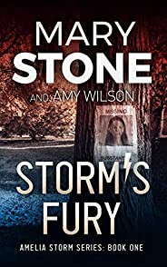 Storm's Fury (Amelia Storm FBI Mystery Series Boo