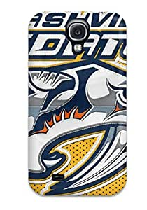 For Galaxy S4 Fashion Design Nashville Predators (12) Case-GtzdOIt2234JzVzm