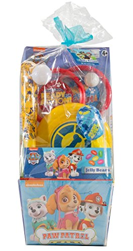 Nickelodeon Paw Patrol Candy and Toy Filled Deluxe Easter Basket