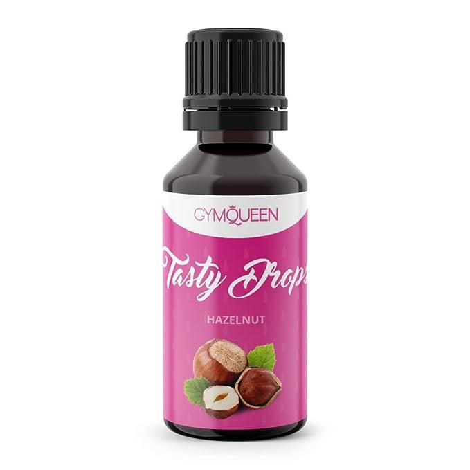 Flav Drops sin azúcar, calorías, grasas o carbohidratos – Saborizante con sucralosa – Edulcorante