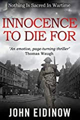 Innocence To Die For Paperback