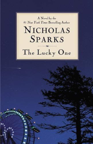 The Lucky One by Nicholas Sparks (2009-08-11) - APPROVED