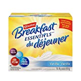 CARNATION BREAKFAST ESSENTIALS, Breakfast Drink Mix, Vanilla, 10x40g Sachets