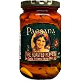 Paesana Fire Roasted Peppers, 12 Ounce - 6 per case.