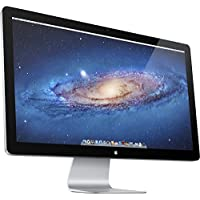 Apple MC914LL/A Thunderbolt Display Display Port 2560x1440 27, Silver (Certified Refurbished)