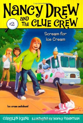 Cream Magazine (Scream for Ice Cream (Nancy Drew and the Clue Crew #2))