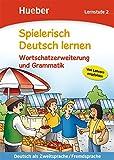 Spielerisch Deutsch lernen. Wortschatzvertiefung und Grammatik. Lernstufe. Per la Scuola elementare: 2