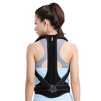 Rückenhaltung Korrektor Einstellen Rückenstütze Schultergurt