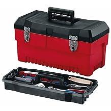 Stack-On PR-19 19-Inch Pro Tool Box (Black/Red)
