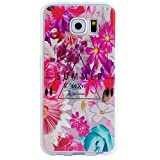 Happy Hours - Ultra Thin Emboss Frosted TPU Case for Samsung Note 5 / Art Pattern Colorful Hybrid Fancy Protective Cover Shell(Colorful Plated)