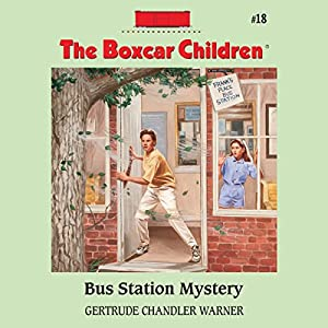 Bus Station Mystery Audiobook