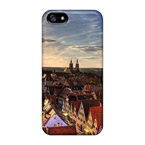 Hot Iot9684QSoc Rothenburg Tpu Case Cover Compatible With Iphone 5/5s