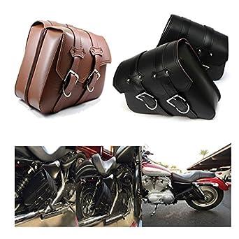 Dlll 1 Paar Links Rechts Braunes Pu Leder Rechts Solo Seite Swing Arm Satteltasche Für Harley Davidson Dyna Sportster Cruiser Fat Bob Xl883 Xl1200 Alle Produkte